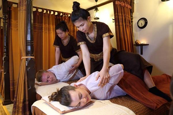 Massage Thái mang lại rất nhiều lợi ích cho cơ thể