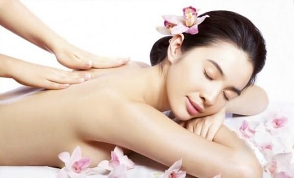 Các kiểu massage phổ biến hiện nay
