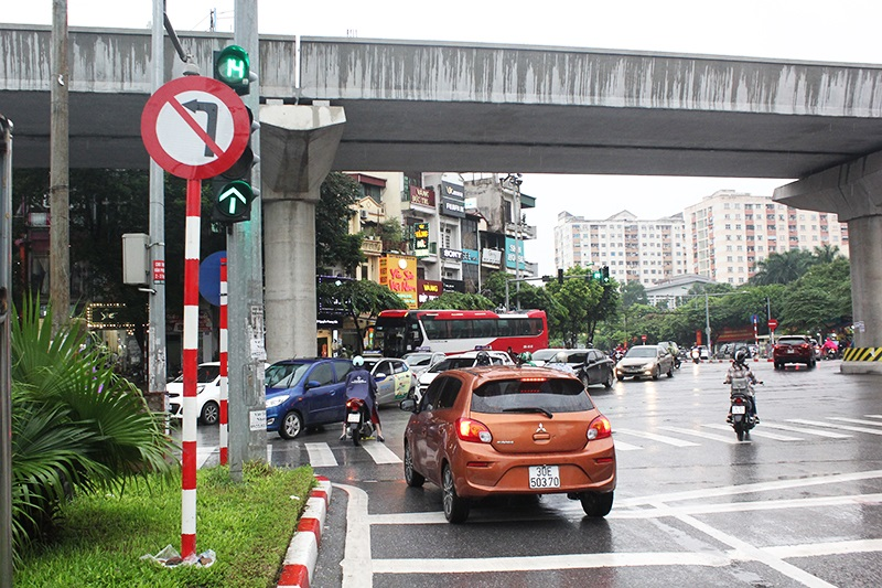 Biển báo hiệu đường bộ theo Quy chuẩn mới
