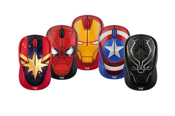 Chuột không dây M238 Marvel Collection