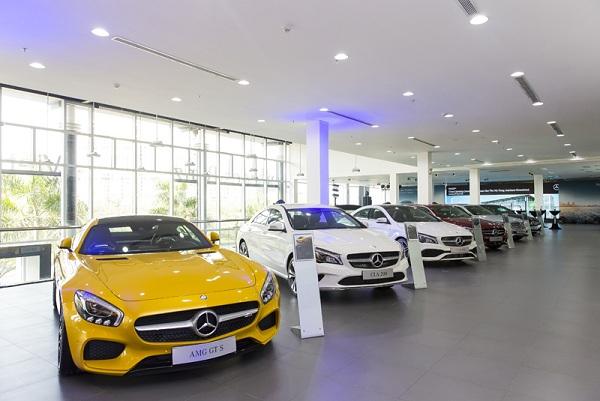 Mercedes Việt Nam Star Phú Mỹ Hưng