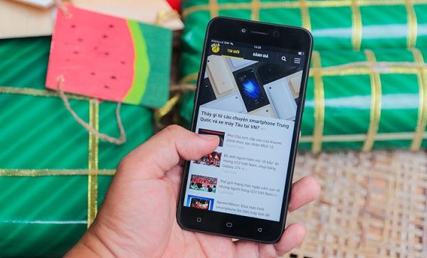 Điện thoại Android là lựa chọn phù hợp nếu bạn muốn mua điện thoại tầm giá 5 triệu