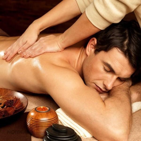 Lợi ích khi massage toàn thân cho nam