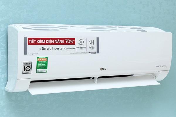 Máy điều hòa Smart inverter LG V13ENS
