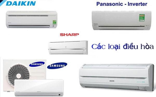 Các loại máy lạnh được ưa chuộng hiện nay