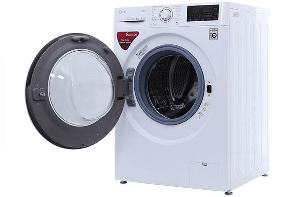 Máy giặt lồng ngang LG FC1408S4W2