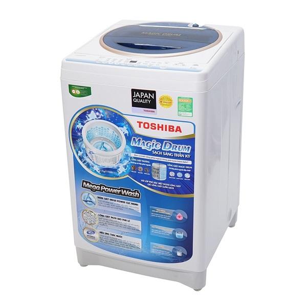 Thương hiệu máy giặt Toshiba