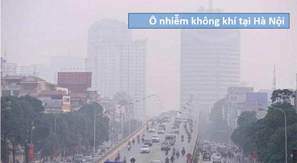 Những ảnh hưởng sức khỏe có liên quan đến ô nhiễm không khí?