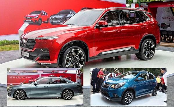Đại lý bán xe ô tô VinFast Quang Trung - Quận Gò Vấp
