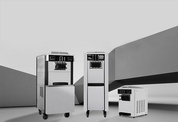 Các loại máy làm kem phổ biến trên thị trường