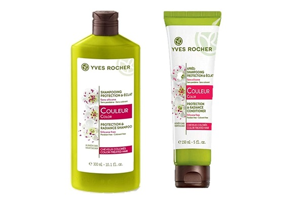 Dầu gội Yves Rocher Color Protection & Radiance