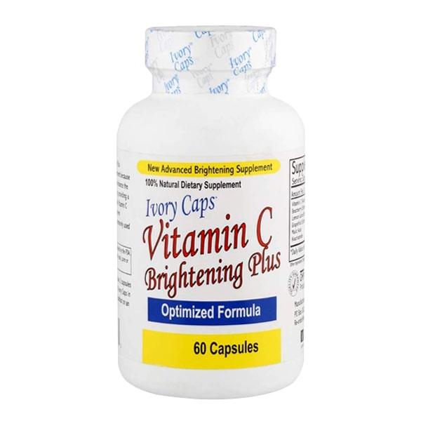 Viên uống vitamin C Ivory Caps