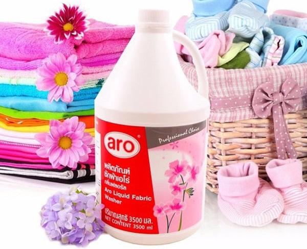 Nước giặt Thái Aro