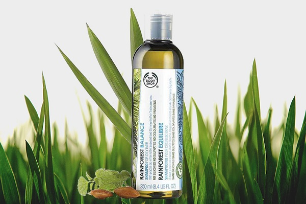 Rainforest Balance Shampoo The Body Shop