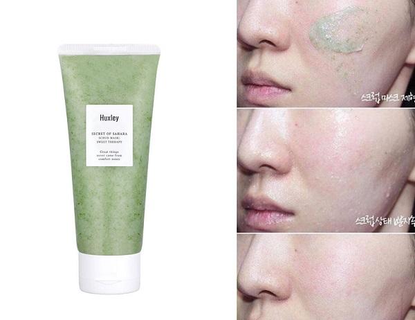 Làn da cải thiện rõ rệt sau một thời gian sử dụng