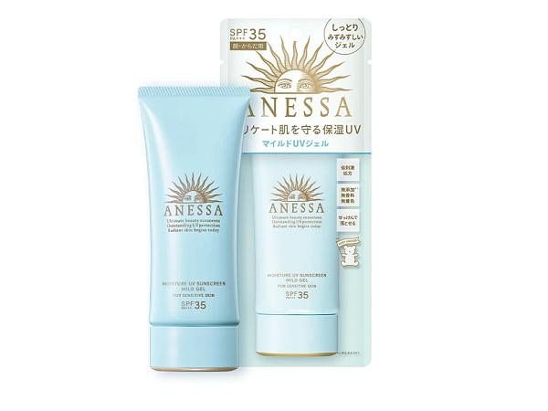 Anessa Perfect UV Sunscreen Mild Gel SPF 35 PA+++ 90g