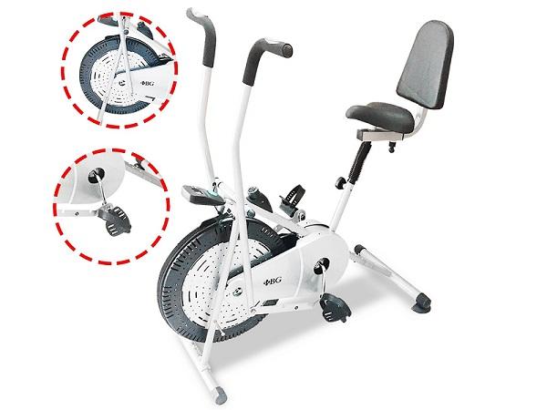 Xe đạp thể dục Air Bike BG 8702 Plus